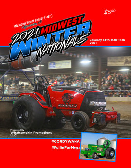 2021 Midwest Winter Nationals Program Available Online!