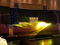Women In Construction Award Ceremony AV