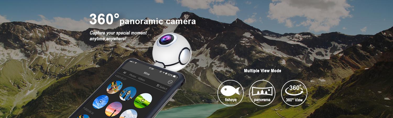 360 Panoramic Camera Ads(1500x450)