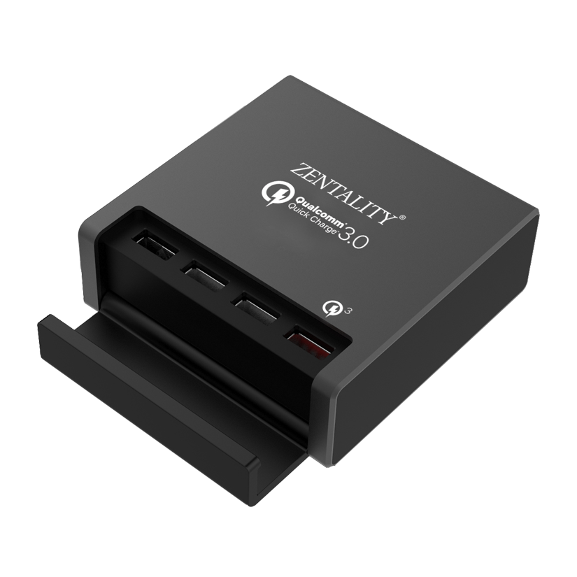 Qualcomm 4 port USB Charger_Solo(web)