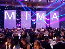Made In Manchester Awards AV MIMA2017