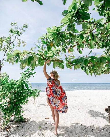 South Bali's beach