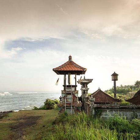 Balinese building