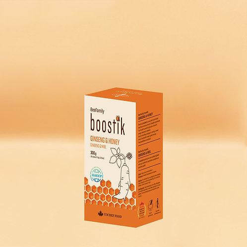 Ginseng Honey boostik (30sticks)
