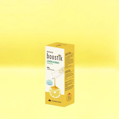 Lemon Honey Boostik (10sticks)