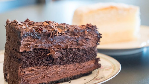 Whole Chocolate Torte (12 Pieces)