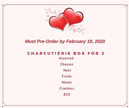 Charcuterie Box for 2