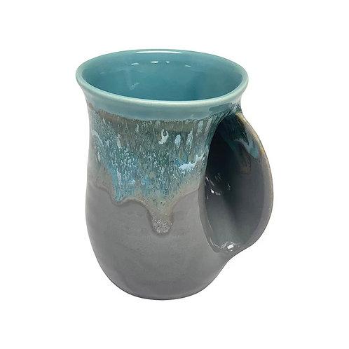 Handwarmer Mug - Riverstone Right Handed