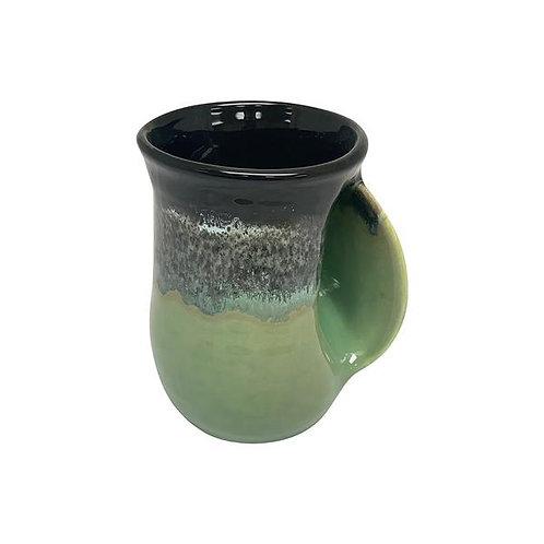 Handwarmer Mug - Midnight Prairie Left Handed