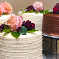 Catering Creations Wedding Cakes