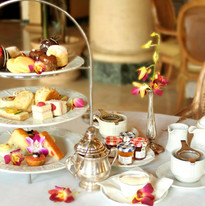Catering Creations High Tea Service