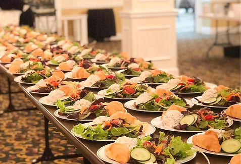 Catering Creations Cold Plated Catering