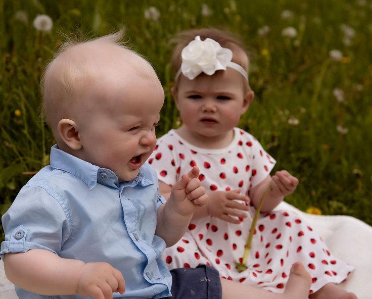babyfotografering, baby