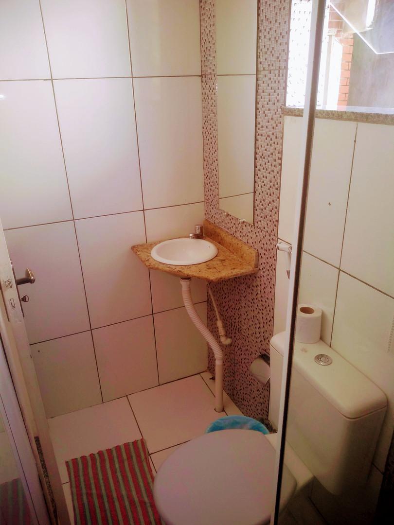 Banheiro do Dormitório 4 camas
