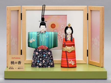 柿沼東光×国分チエミ・雛人形デザイン