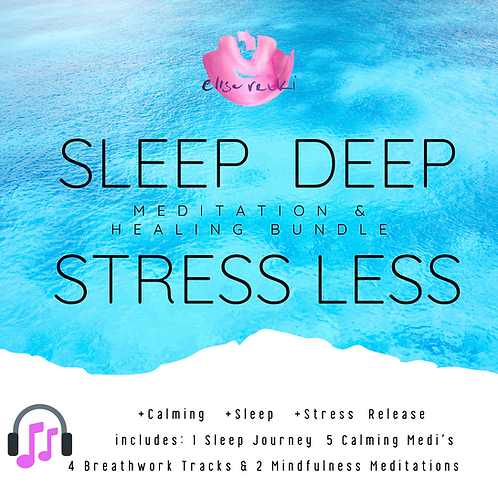 Sleep Deep Stress Less Bundle