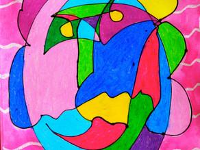 Kids Art Lesson Plan