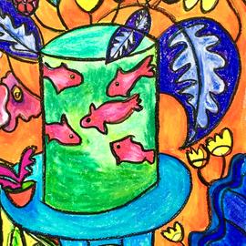 Oil Pastels - Matisse