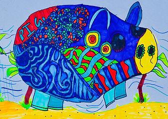 every child is an artist | artforkidz | Berowra