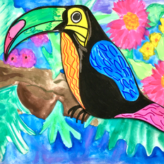 Terrific Toucan