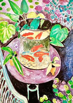 Henri Matisse - The Goldfish.png