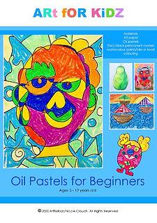 oil pastels beginners | artforkidz | Berowra