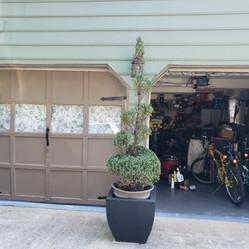 Garage Door Before 002