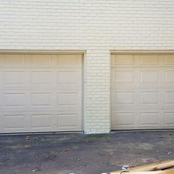 Before Garage Door Side Window 001
