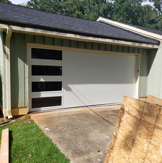After Garage Door Side Window 002
