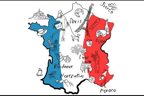 French Class (Kindergarten) - Crane Country Day School