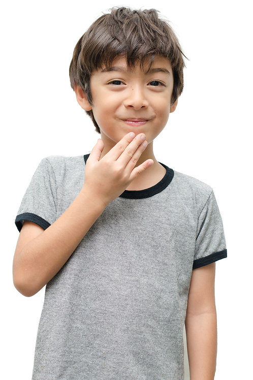 Level 2 1st-6th grade American Sign Language Class