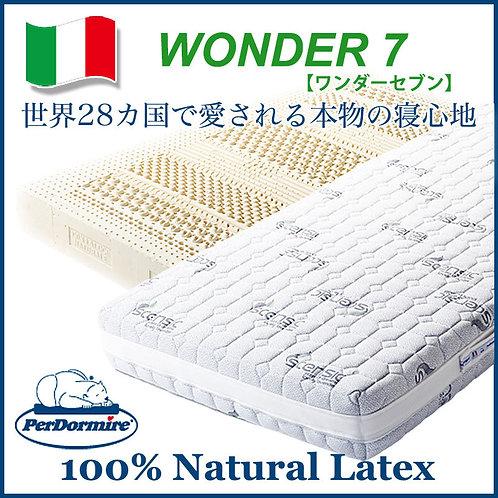 ダブル マットレス Wonder7