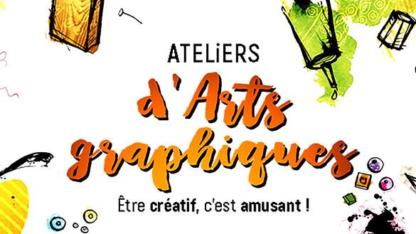Ateliers d'Arts graphiques