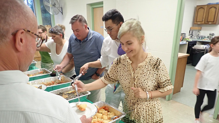 THRIVE Supper Club: An Evening in Turkmenistan