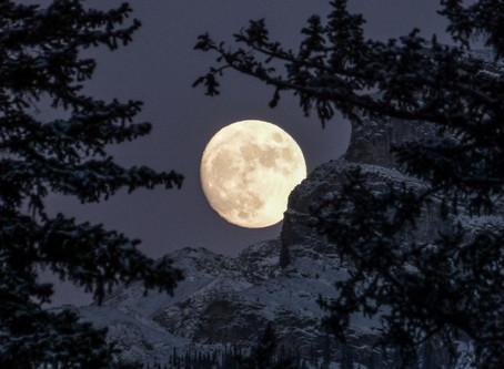 Vollmond-Ritual am 10. Jänner 2020