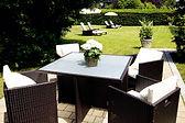 Urlaub mit Hund und Garten am Tegernsee, Haus Sonnwend, Maria & Regina Beil