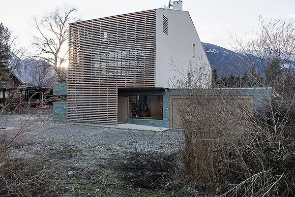 Atelier Querlaengs | Projekte | Architekten | Ziviltechniker | Salzburg | EFH Fritzer