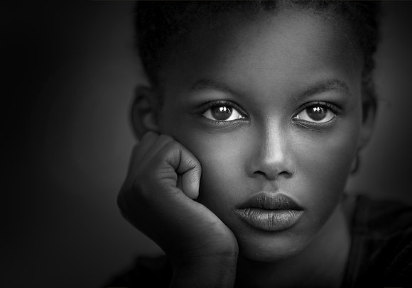 Fotokunst ***Khadiata*** - Joachim Bergauer