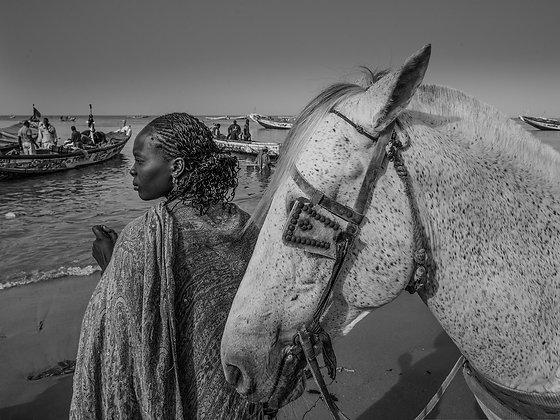 Fotografie Kunstwerk ***Fish Market*** - Joachim Bergauer