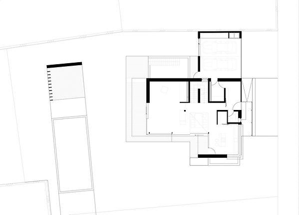 Atelier Querlaengs | Projekte | Architekten | Ziviltechniker | Salzburg | EFH Fritzer | erdgeschoss