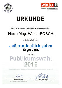 WKO Auszeichnung 2016