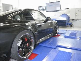 Porsche 911 (997) Turbo 3.6 l