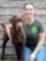 Hundeschule Leopolder, Golling, Kuchl, Tina & Kyra