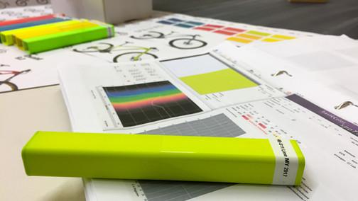 Farbechtheit | Haibike | Haibike Design Center Munich