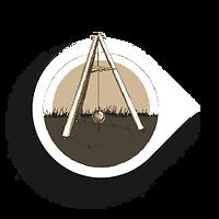 Fit & Bewegt durch Adnets Marmorbrüche. Die 13 Stationen des Abenteuers am Marmorweg: 11 - Schwingstein