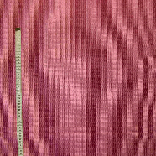 Knit Knit Jacquard GOTS - rose/Ciclam