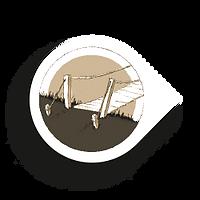 Fit & Bewegt durch Adnets Marmorbrüche. Die 13 Stationen des Abenteuers am Marmorweg: 10 - Wackelbrücke