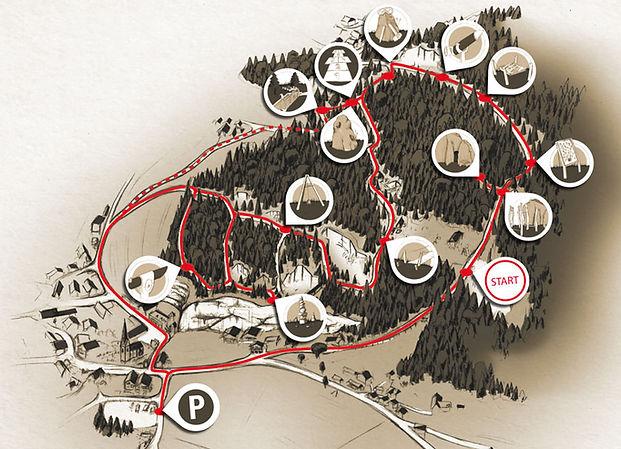 Stoneman Toni begleitet euch durch die Adneter Marmorbrüche. Spannende Stationen wie Klettern, Tempelhüpfen, Höhlenforschen, Stoanamandlbauen uvm. erwarten euch in diesem Outdoor-Abenteuer!