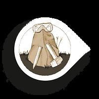 Fit & Bewegt durch Adnets Marmorbrüche. Die 13 Stationen des Abenteuers am Marmorweg: 6 - Kreativstein
