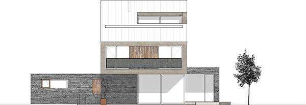 Atelier Querlaengs | Projekte | Architekten | Ziviltechniker | Salzburg | EFH Fritzer | ansicht-west